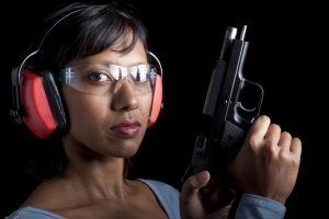 armedwoman